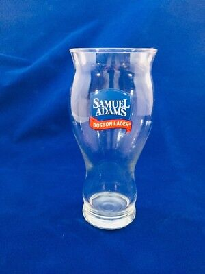 "SAMUEL ""SAM"" ADAMS BEER 16 oz PINT GLASS 'For the Love of Beer' Party Bar"