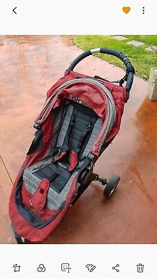 Baby Jogger City Mini Single Stroller Pram