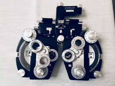 Woodlyn Classic Manual Phoropter / Optometry Refractor Pics Of Actual Unit