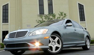 2008 Mercedes-Benz S-Class S550 4MATIC AMG 2008 MERCEDES BENZ S550- 4MATIC-AMG- EXCELLENT CONDITION ! WELL CARED FOR!