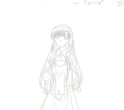 Anime Douga not Cel Chobits 3 pages #101