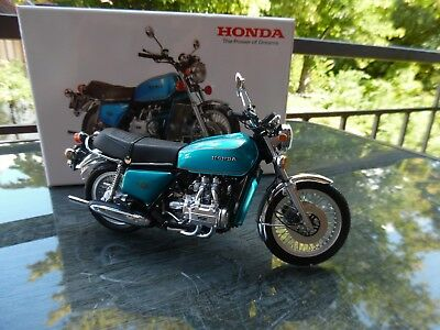 Honda Goldwing GL 1000 Green Metalic 1975 von Minichamps OVP