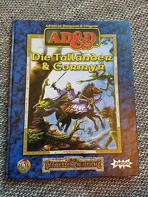 AD&D Advanced Dungeons & Dragons Die Talländer & Cormyr