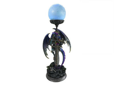 Dragon Lamp USB Light Statue Ornament Large 57 cm