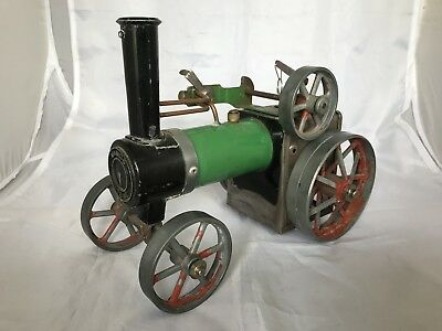 MAMOD TE1A Live Steam Traction Engine For Restoration