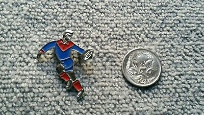 Melbourne Football Club Afl Football Player Pin / Badge
