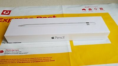 Genuine Apple Pencil For iPad Pro Brand New.!