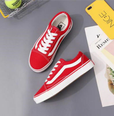 a40a2837cc VAN Classic OLD SKOOL Low Top Suede Casual Canvas sneakers MENS WOMENS Shoes