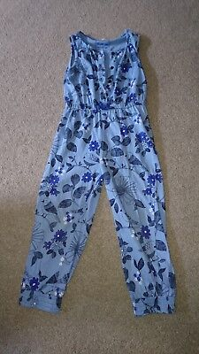 Girl's Debenhams Jump Suit Age 3-4 Years