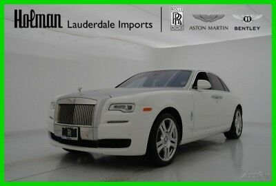 Rolls-Royce Ghost GHOST V12 SEDAN 2017 17 ROLLS ROYCE GHOST V12 SEDAN * CERTIFIED * LOADED * SILVER HOOD *SERVICED