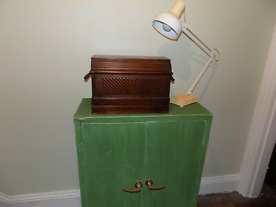 antique singer sewing machine, retro ornamental shabby chic vintage