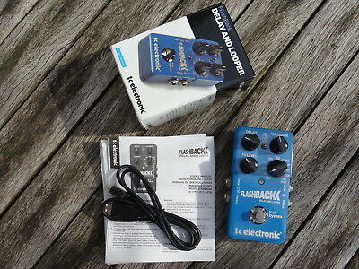 TC Electronic Flashback Delay & Looper - sehr guter Zustand