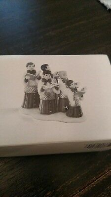 """Dept 56 Heritage Village """"Choirboys All in a Row""""  in Box"""