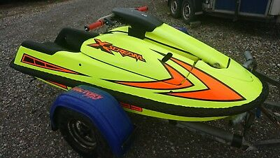Carbon Fibre Xscream,Freestyle,Yamaha.Superjet,Jetski. Open to offer on parts