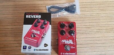 TC Electronic Hall of Fame Reverb Neuwertig in OVP