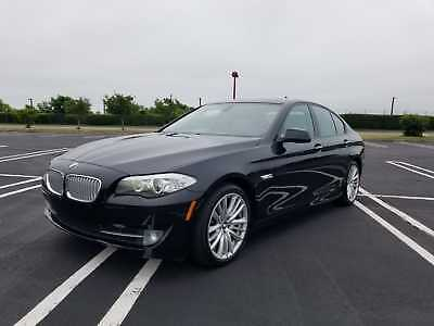 2011 BMW 5-Series 550i 2011 BMW 550 I FOR SALE CHEAP MINOR SCRATCHES SALVAGE TITLE RUNS DRIVES