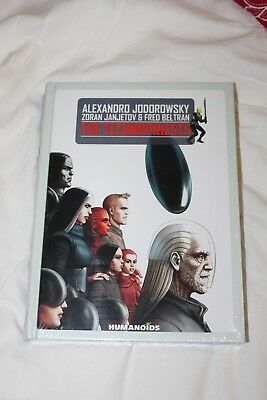 THE TECHNOPRIESTS Deluxe Hardback edition Humanoids BRAND NEW & SEALED