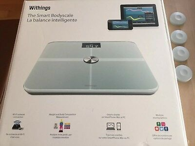 """Withings-Online-Waage """"The Smart Bodyscale"""""""