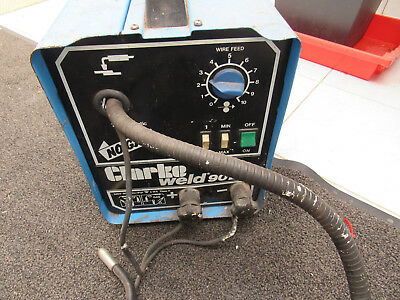 Clarke Mig Welder 90En ....... Collection Only From Southampton