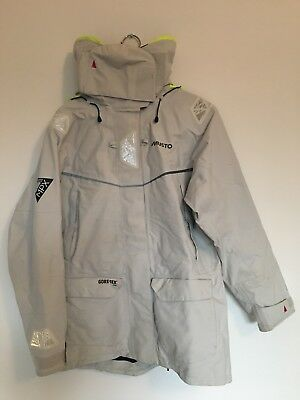 Musto MPX WOMENS Offshore Jacket in Platinum SM151W3