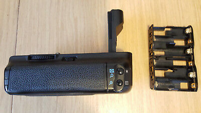Canon Battery Grip BG-E4 with battery cartridge included FOR CANON 5D mk1