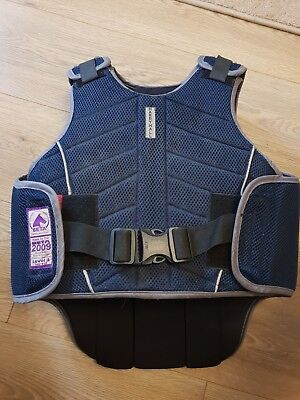 Harry Hall SupraFlex Body Protector Adult Small