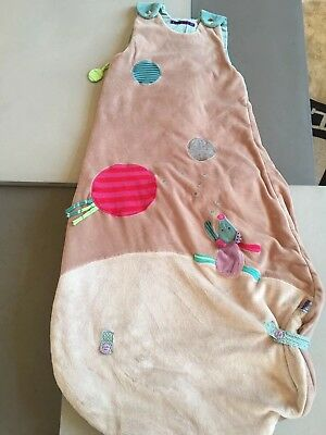 Moulin Roty 6-18 Months Baby Sleeping Bag Used Good condition