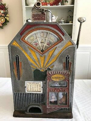 1932 Jennings Little Duke Penny Slot Machine