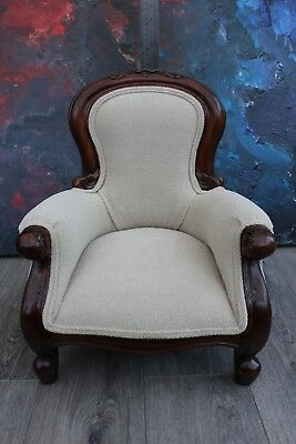 Beautiful Victorian Chair For a nursery Or Kids Bedroom