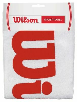 Wilson Tennis, Squash, Badminton, Large Sports Towel - BRAND NEW
