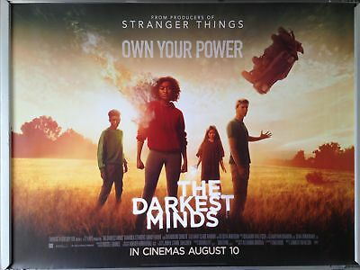 Cinema Poster: DARKEST MINDS, THE 2018 (Quad) Gwendoline Christie