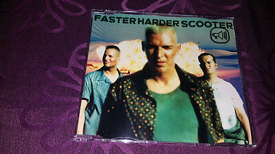 Scooter / Faster Harder Scooter - Maxi CD