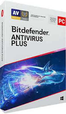 New Bitdefender Antivirus 2020 for MAC - 1 Year - Express Shipping