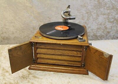 Original His Masters Voice hornless Modelreihe A Baujahr 1912