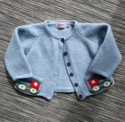 Cath kidston Baby 6 - 12 Months Cardigan - see description