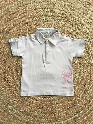 polo BURBERRY, T.18 mois ,BE