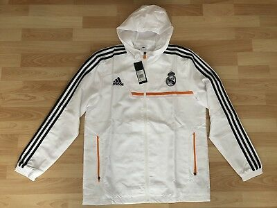 Adidas Real Madrid Trainingsanzug Gr D7 Neu Mit Etikett