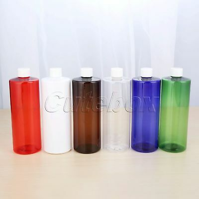 500ml Empty Refillable Plastic Empty Bottles Lotion Cream Shower Gel Container
