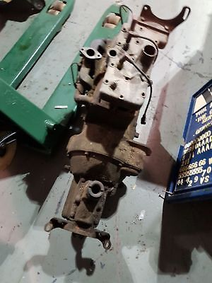 Ford Popular 103e Engine and Gearbox