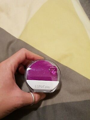 Foreo Luna Play - Purple - Brand New Sealed