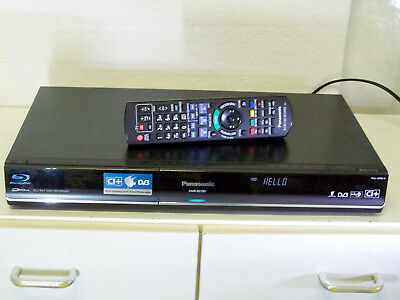 Panasonic Blu Ray DISC Recorder DMR-BS 785