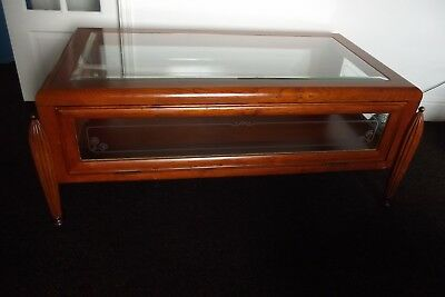 Art Deco Haberdashery Very unusual piece Could be used as large coffee table