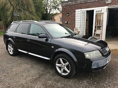 Audi Allroad A6, 2005, Very low Miles, 4WD, Mot May 2019, any Trial