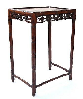 Chinese Side Table Qing Dynasty 19th C