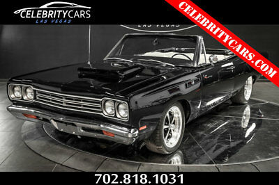 Plymouth Road Runner Resto-mod 528 HEMI 1969 Plymouth Roadrunner Hemi Tribute Car 528 Hemi Las Vegas BIG MOTOR!