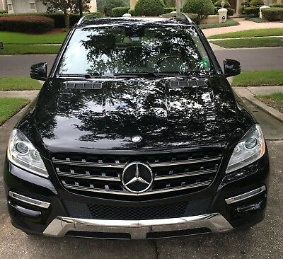 2015 Mercedes-Benz M-Class  2015 MERCEDES-BENZ ML350 - $25,995 (Orlando)