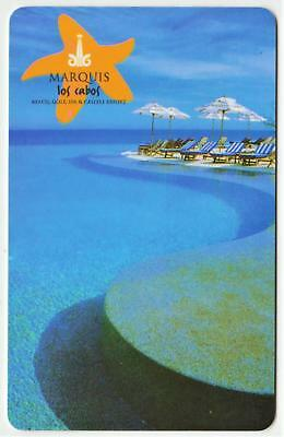 MARQUIS HOTEL RESORT**LOS CABOS MEXICO* key card Fast Safe Shipping #98