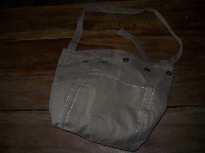 light horse Nose- feed bag , WWI, pattern, mounted troops