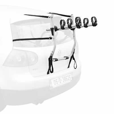 Rear Mounted 3-Bike Carrier Rack for Opel CORSA 2010-2014