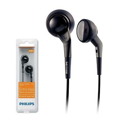 Philips SHE-2550 In-Ear Earphones Extra Bass Headphones SHE2550 w/ Trakcing ship